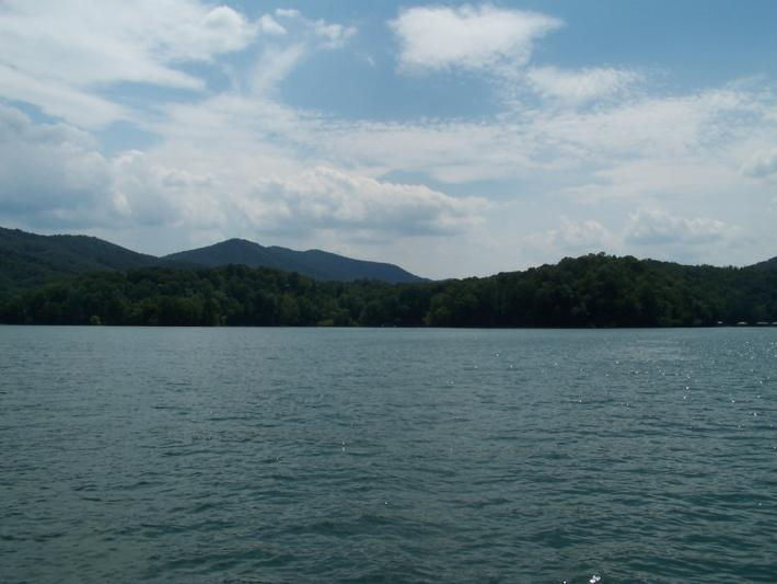About blue ridge ga for Lake blue ridge fishing